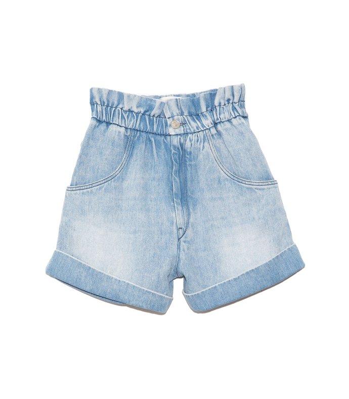 itea short in light blue