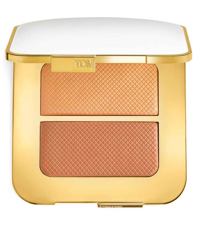 sheer highlighting duo 01 reflects gilt