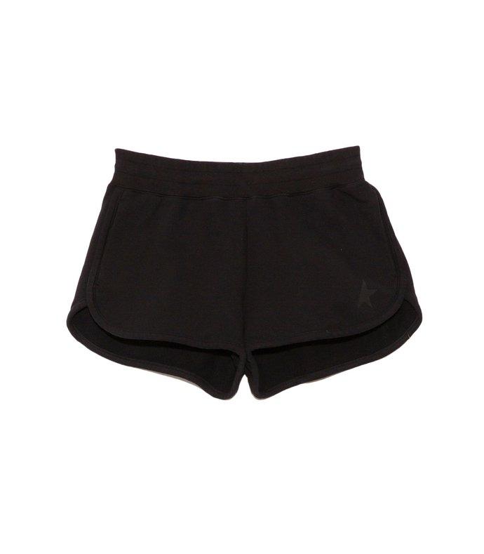 diana shorts in black