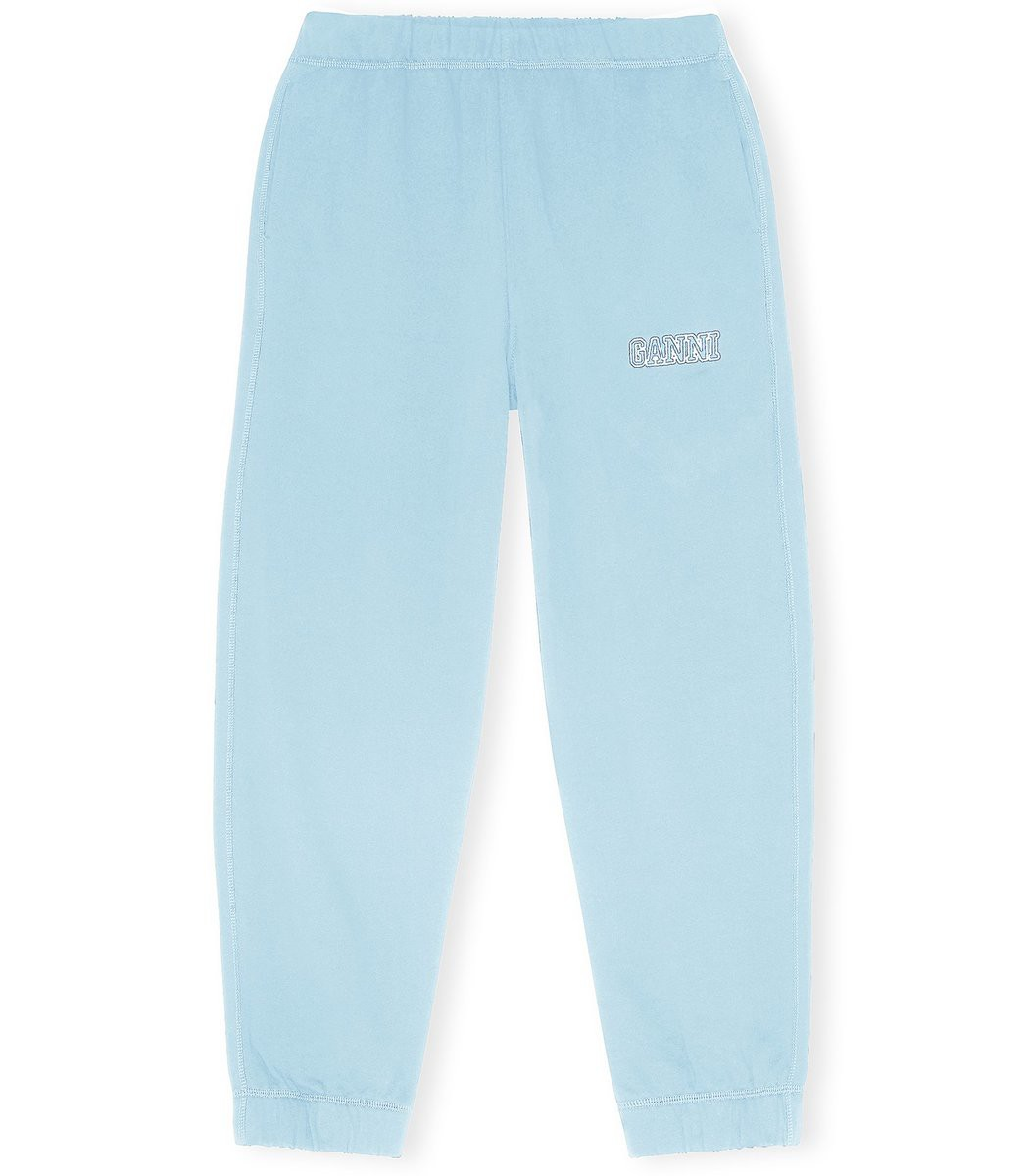 Ganni Cottons Software Isoli Sweatpant in Heather