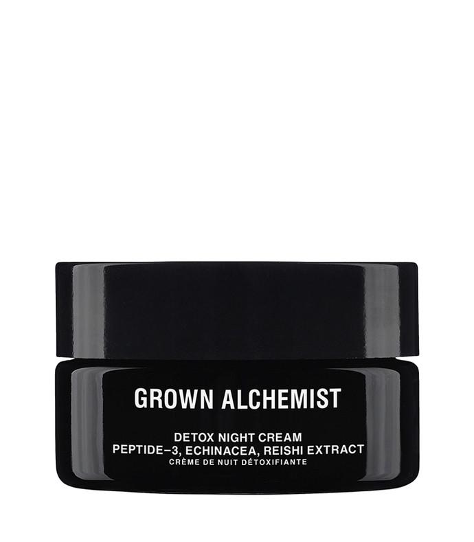 detox facial night cream