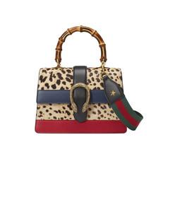 leopard dionysus bag