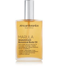 marula stretchmark botanical body oil, 100ml