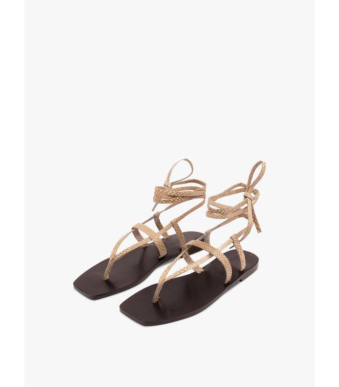 the james sandal