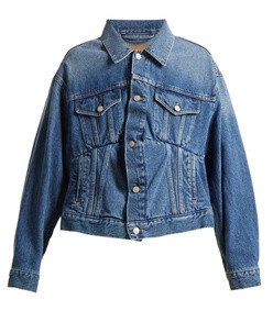 swing denim jacket