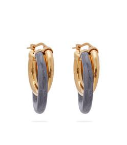 x marco panconesi hoop earrings