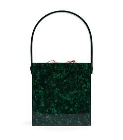 stelis acetate box bag