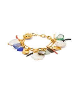 treasure charm bracelet