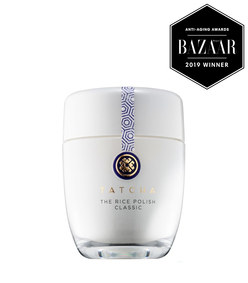 tatcha the rice polish foaming enzyme powder calming 2.1 oz/ 60 g