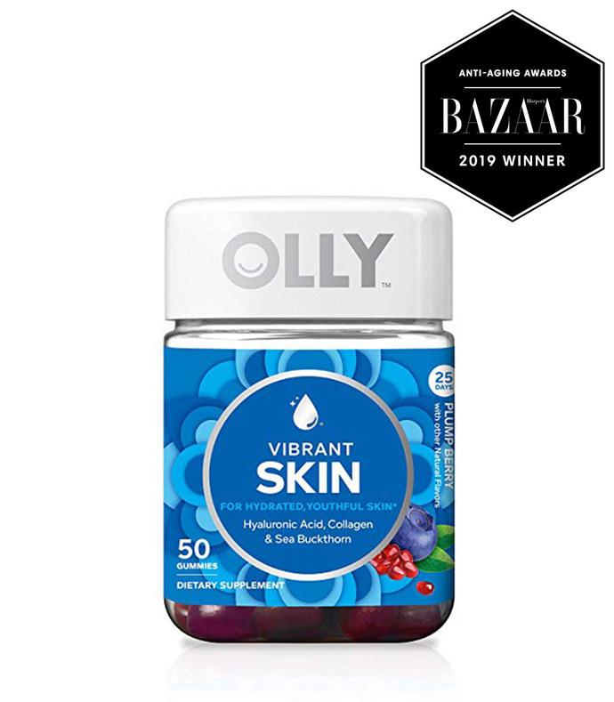 vibrant skin gummy supplement