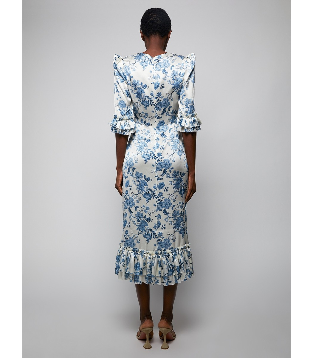 THE VAMPIRE'S WIFE Silks The Falconetti Dress