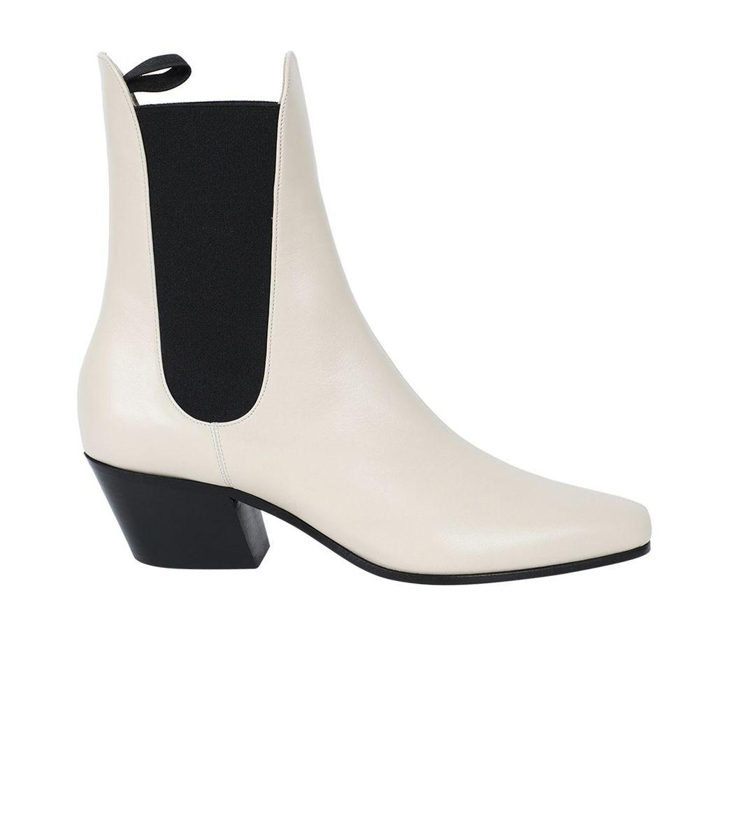 Khaite Saratoga Chelsea Boots