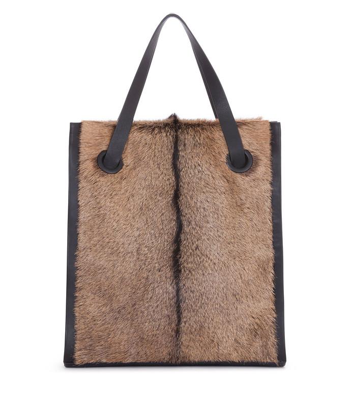 goat hair thamna shopping bag