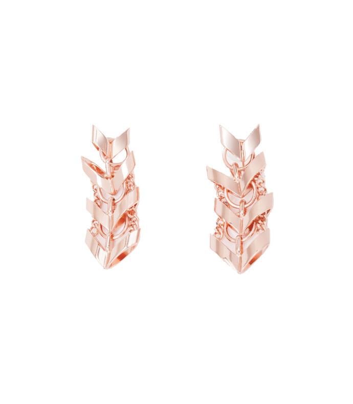 long chain aella earrings