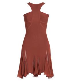 sportswear inspired short dress