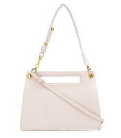 whip medium top handle shoulder bag
