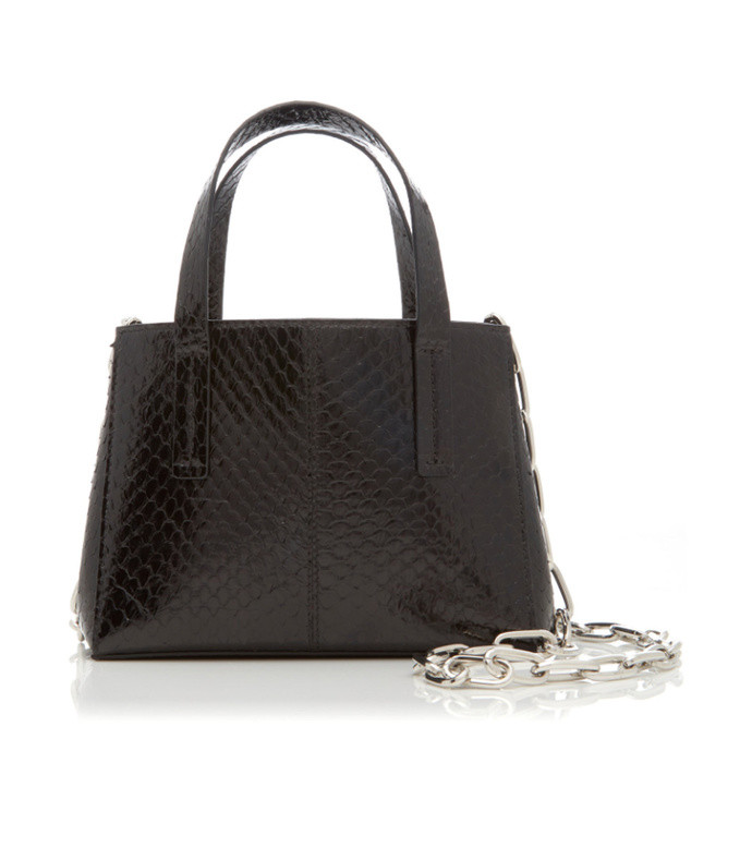 tibi le client mini bag