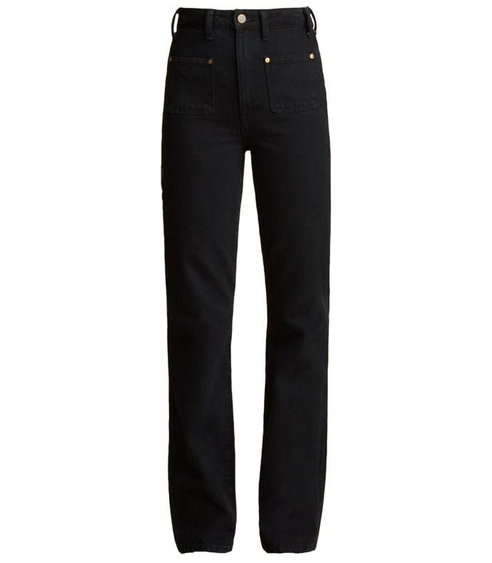 isabella slim fit denim jeans