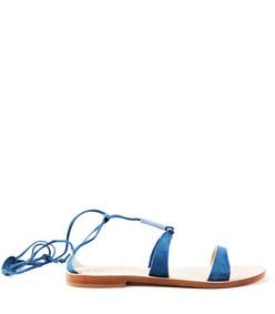 blue jean lannio sandal