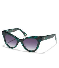uptown cat-eye sunglasses