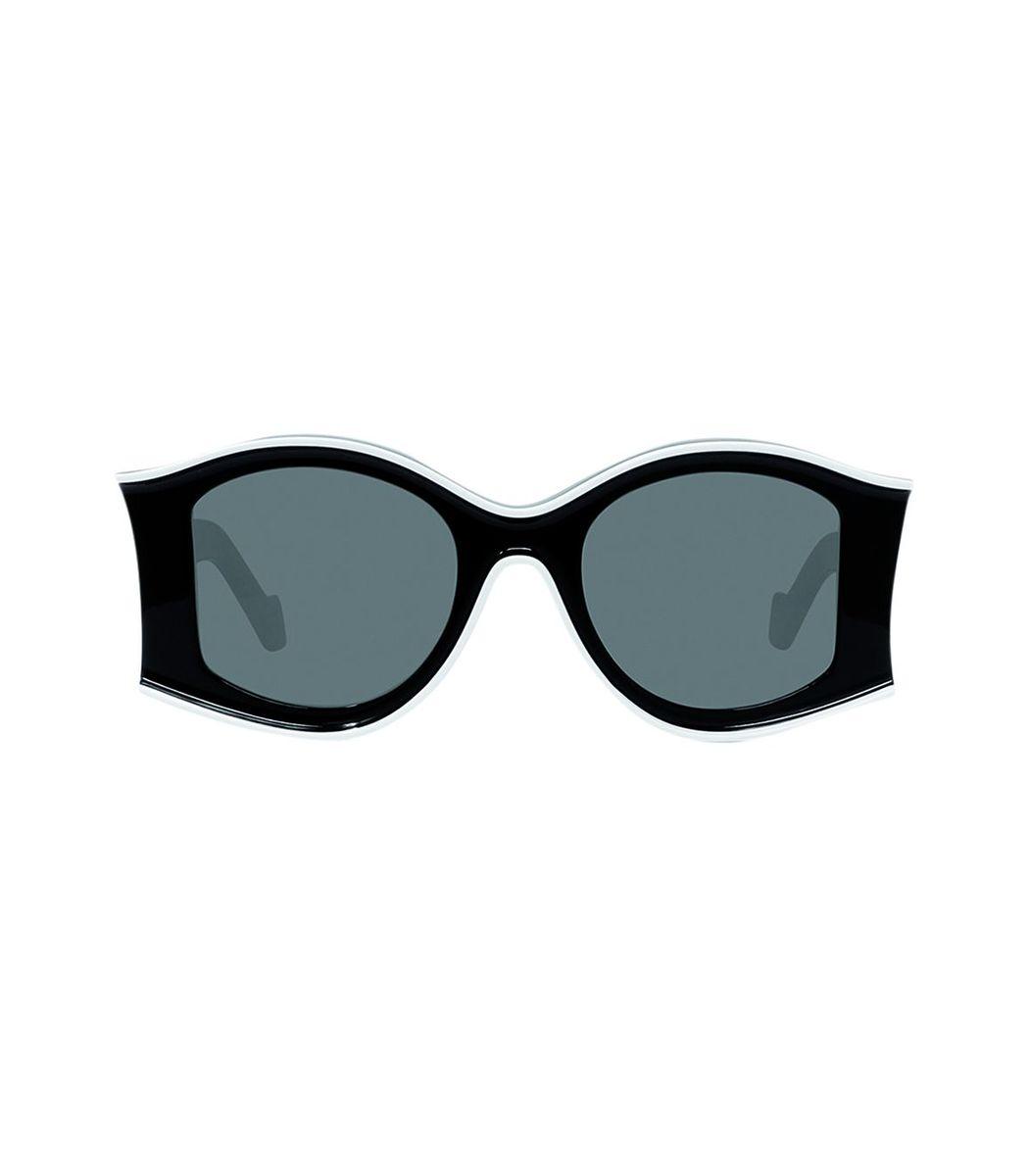 Loewe Black Large Sunglasses