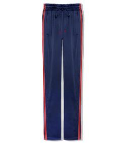 silk track pant