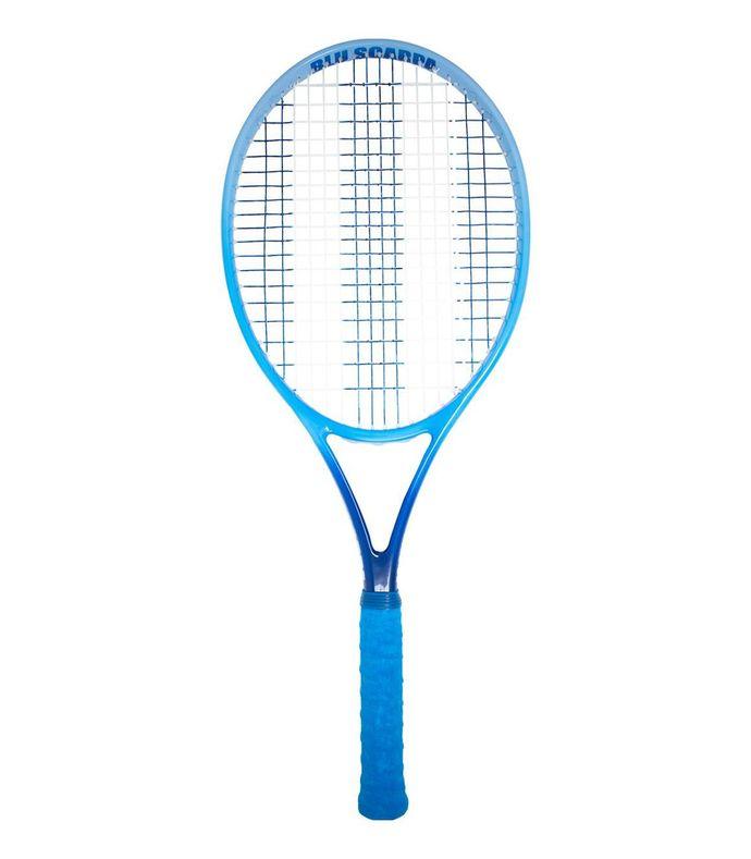 ombre tennis racket
