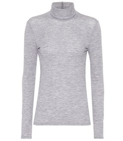 margit stretch cashmere sweater