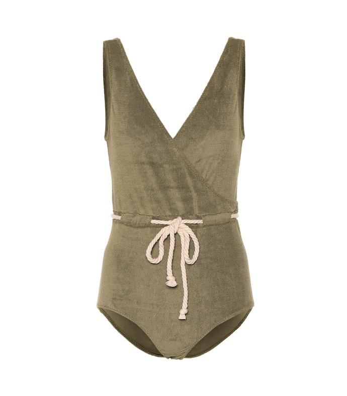 yasmin terrycloth swimsuit