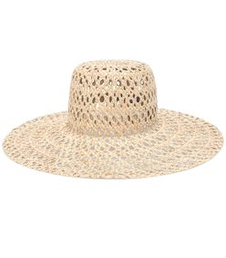 espalier woven hat