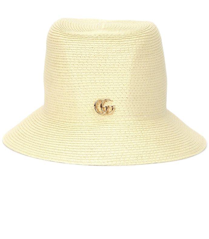 2ff05d396e3ab Gucci. Straw Hat