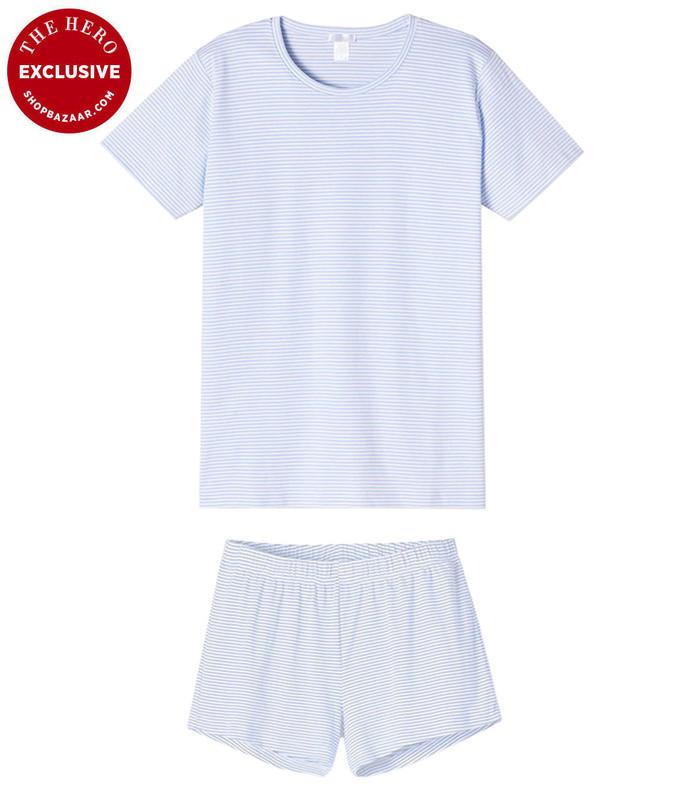 pima weekend shorts set