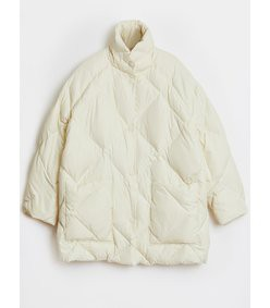 agita quilted puffer jacket