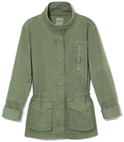 modern utility jacket