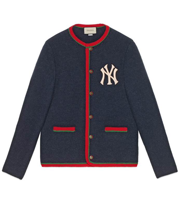 men's jacket with ny yankees™ patch