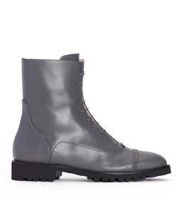 ludovica leather boots