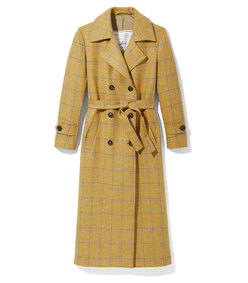 the christie trench coat