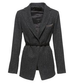 woven wool jacket