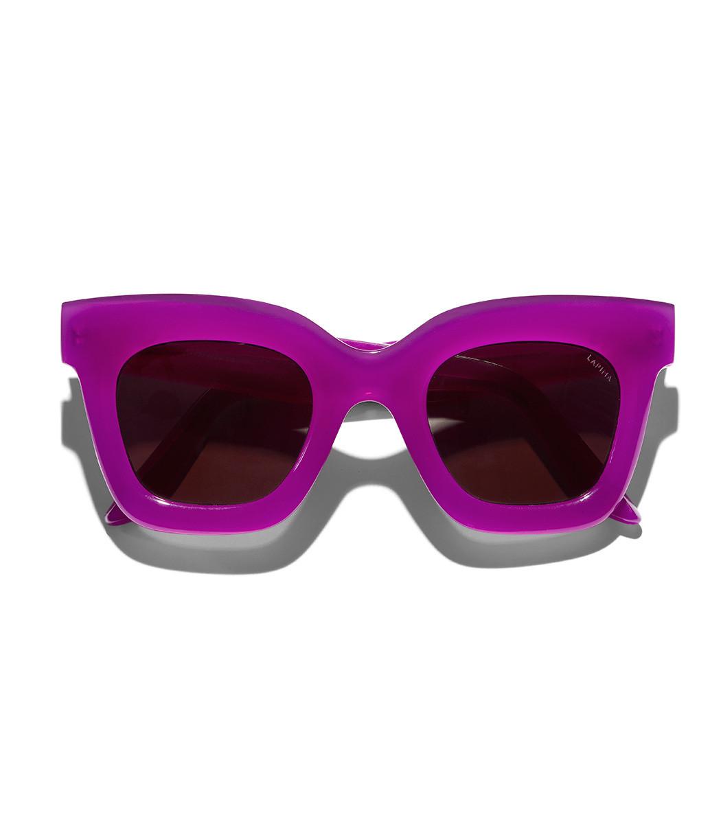 LAPIMA Lisa Sunglasses in Ultra Violet