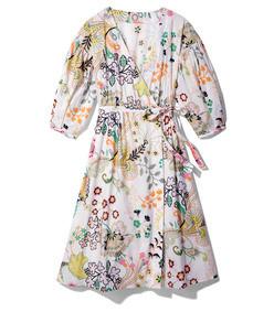 cotton paquerette dress