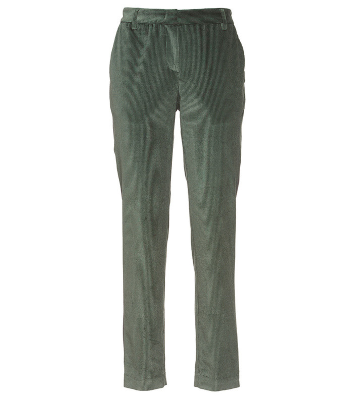 assisi wide wale corduroy trousers