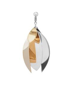 full leaf earring