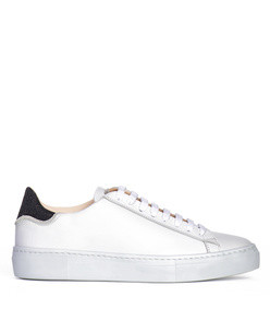 greta leather sneakers