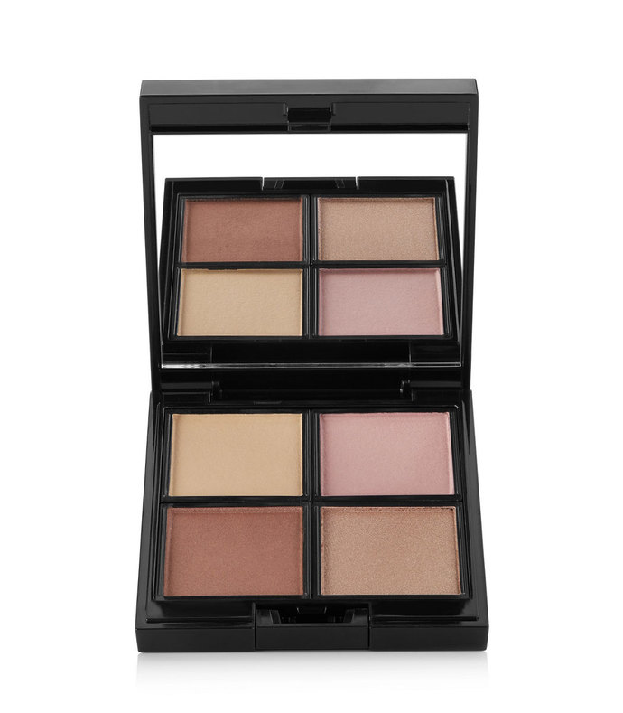 petite palette filled with artistique eyeshadow