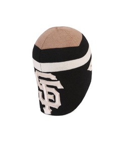 wool mask with sf giants™ patch
