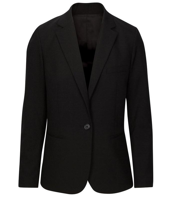 classic blazer in black