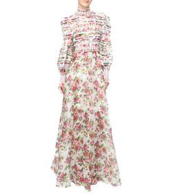 sunny smocked dress