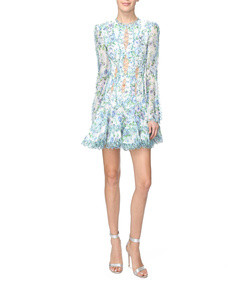 breeze laced flip dress