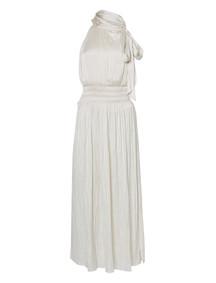 xenia halter maxi dress
