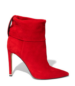 riley 110 suede slouch bootie